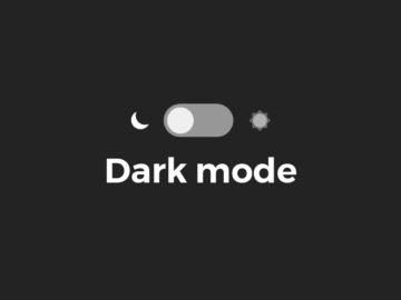 Dark Mode - La guida completa di GeekMag.it