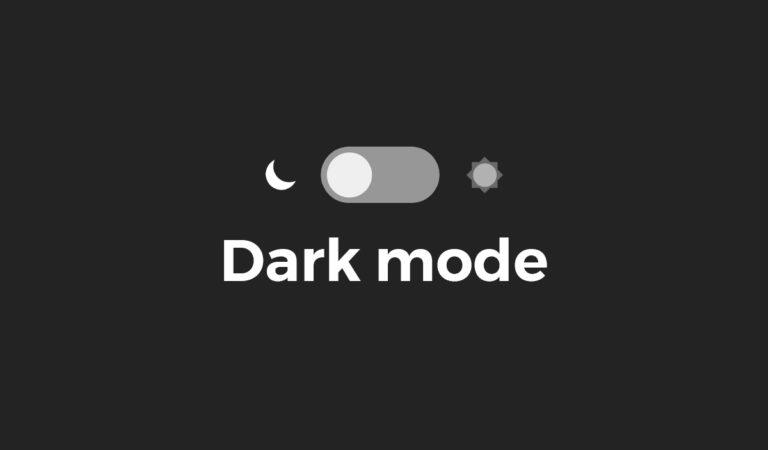 GUIDA: Come attivare la Dark Mode sulle App e sui Sistemi Operativi Android e iOS