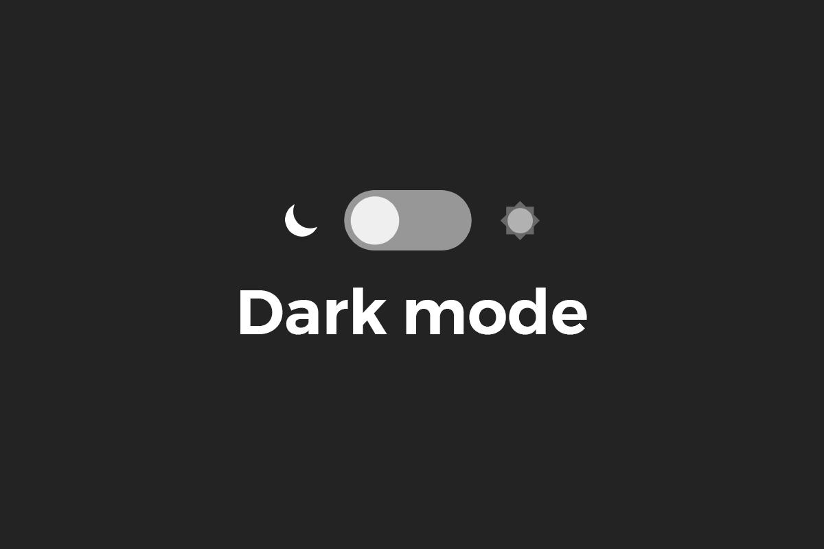 Dark Mode - La guida completa di GeekMag.it