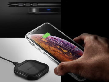 Spigen SteadiBoost Compact Il mini Wireless Charger intelligente!