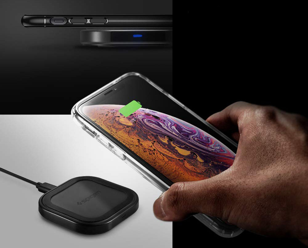 Spigen SteadiBoost Compact Il mini Wireless Charger intelligente!