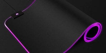 AUKEY Mouse Pad RGB KM-P6 Copertina