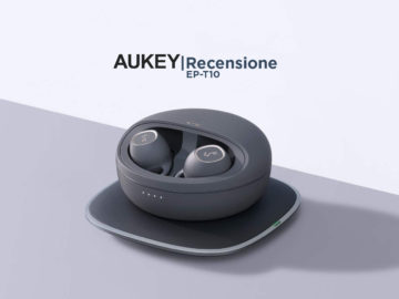AUKEY Cuffie True Wireless EP-T10