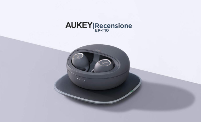 AUKEY Cuffie True Wireless EP-T10