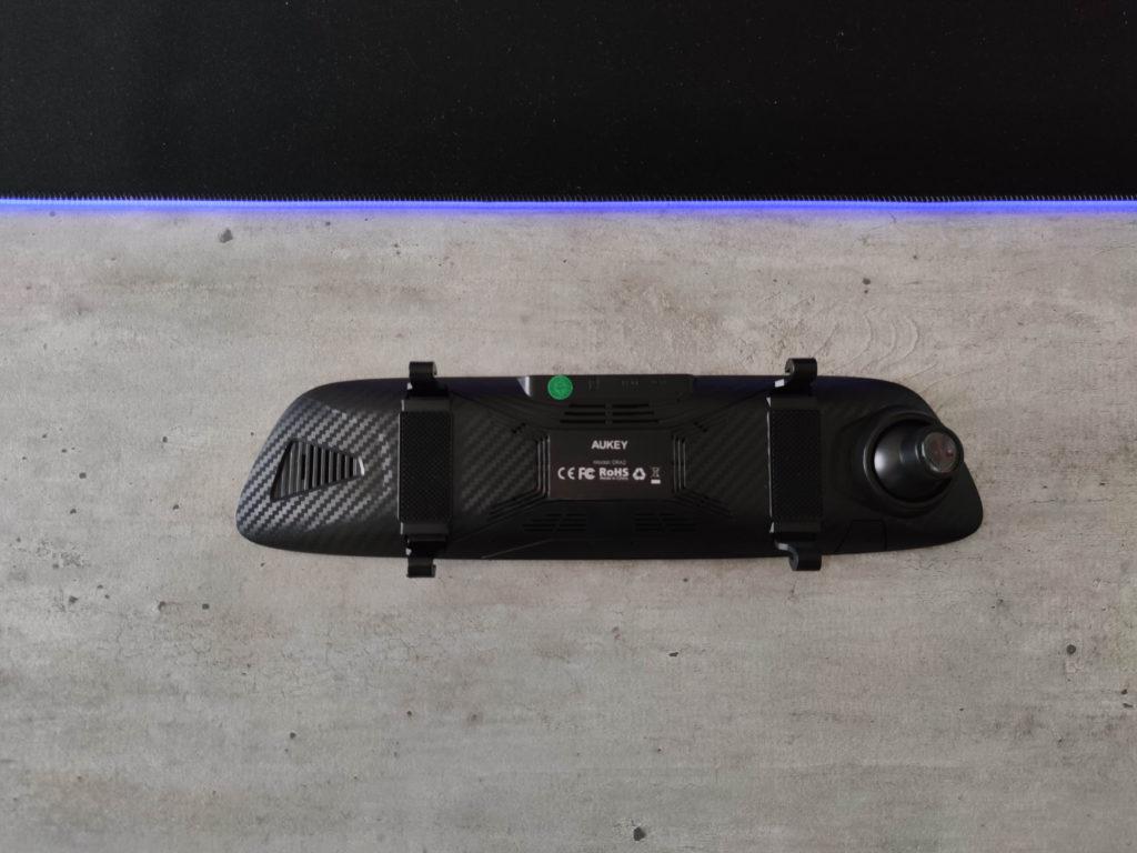 Retro Mirror Dash Camera DRA2