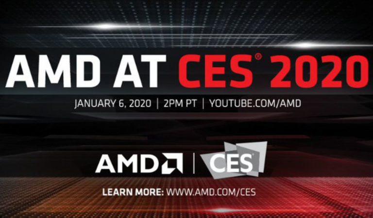 CES 2020 – AMD presenta Ryzen 4000 Series, Threadripper 3990X e RX 5600 Series