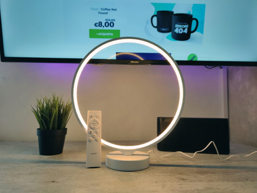 AUKEY Aura Lamp Preview