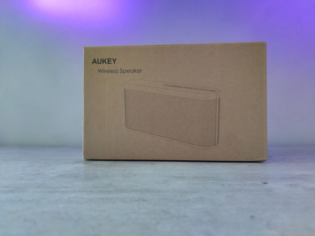 Packaging AUKEY SK-M33
