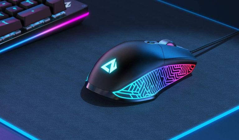 AUKEY GM-F3, il Mouse da Gaming leggero e scattante