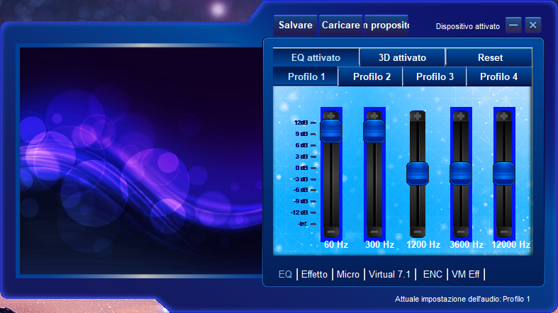 Software Bluedio Li Pro Equilizzatore