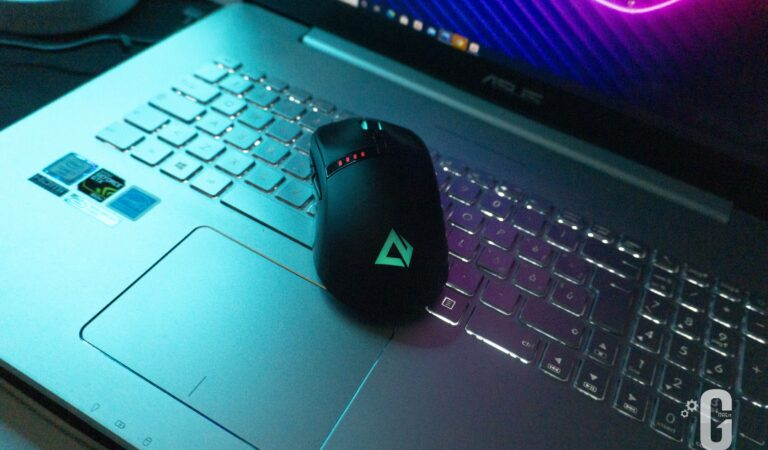 Recensione AUKEY Elite Knight Mouse GM-F5
