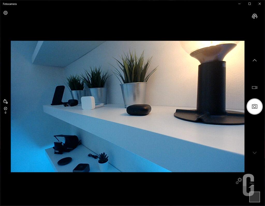 AUKEY WebCam 1080p Full HD  PC-LM1E Prova Risoluzione