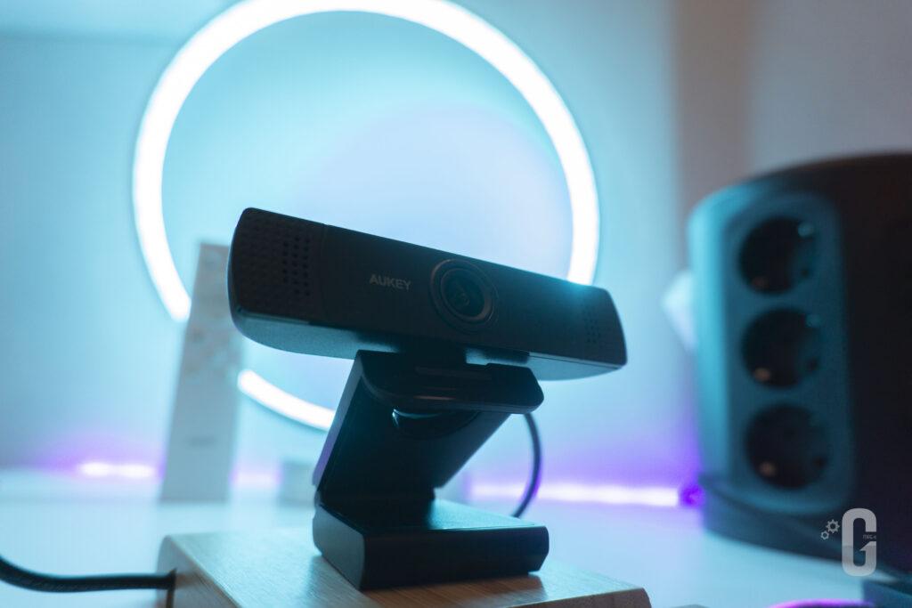 AUKEY Webcam Full HD 1080p PC-LM1E