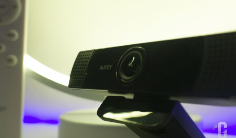 Recensione WebCam AUKEY 1080p Full HD