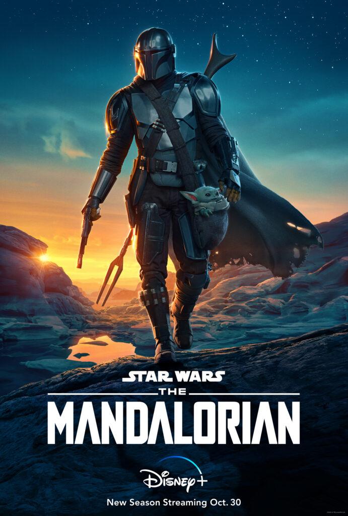 Locandina The Mandalorian