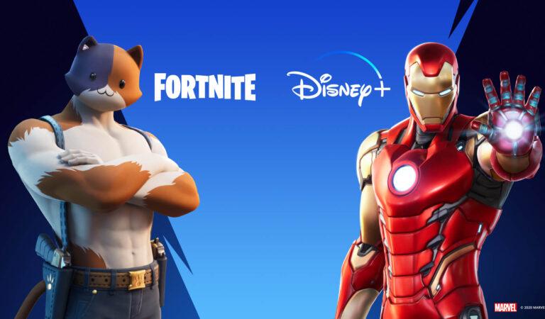 Disney+ Gratis per gli utenti di Fortnite