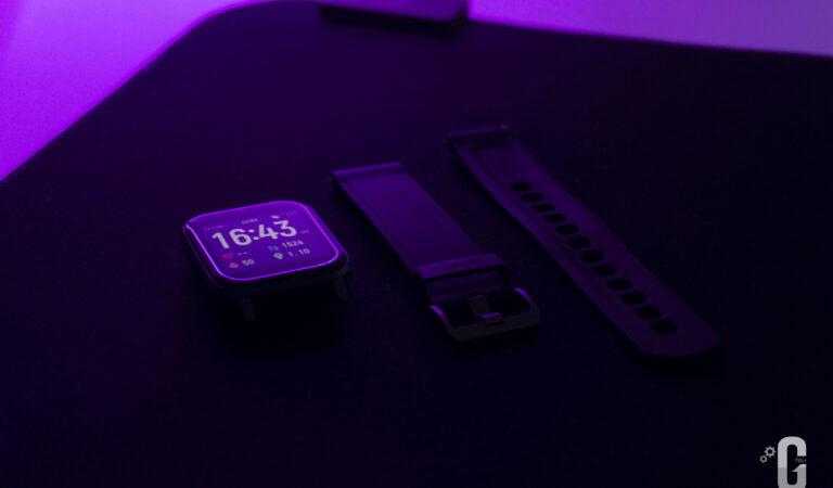 Recensione Smartwatch AUKEY LS02