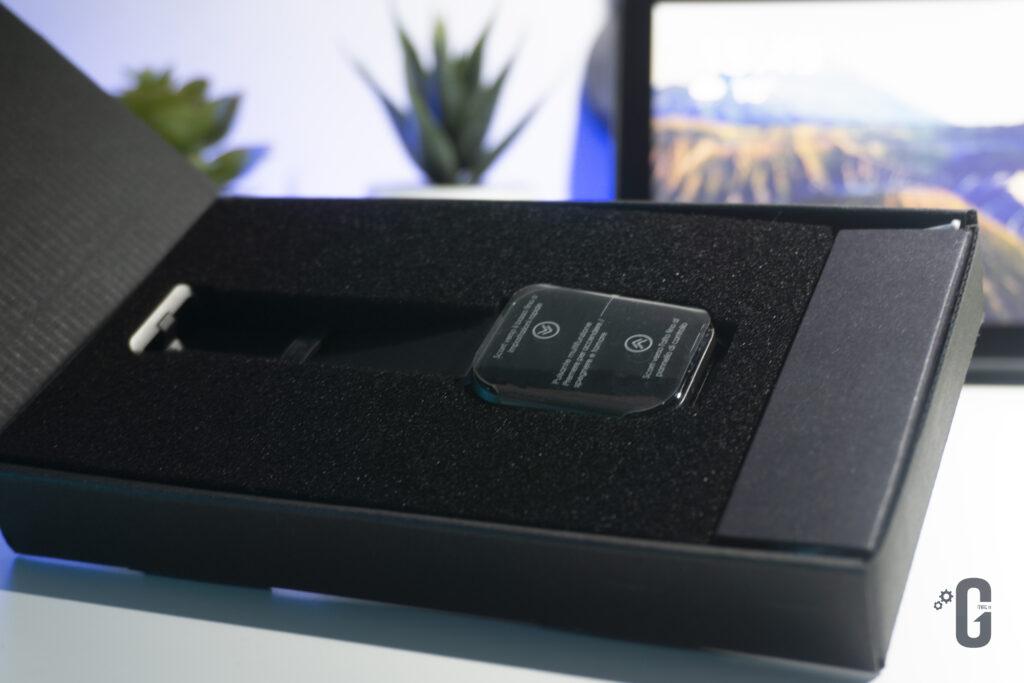 Smartwatch AUKEY Packaging Interno