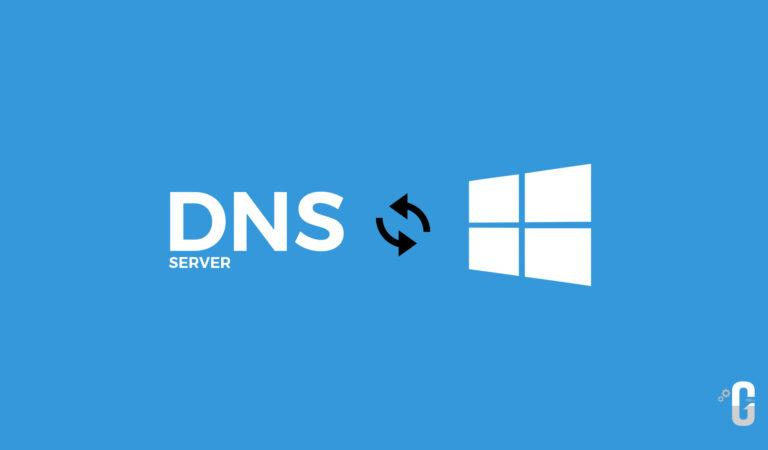Come cambiare DNS su Windows 10