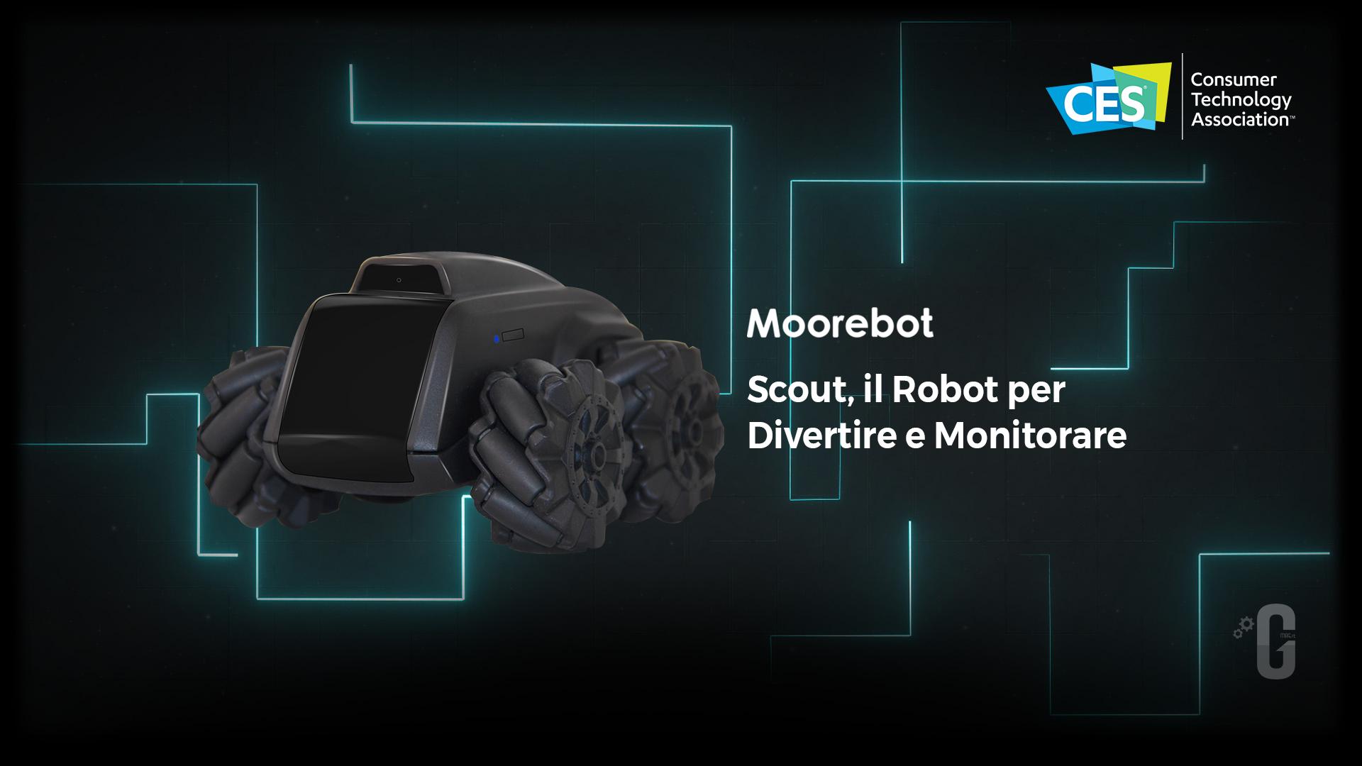 Immagine di Copertina Moorebot Scout CES 2021