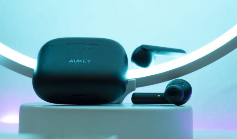 Recensione AUKEY EP-N5, le True Wireless con Cancellazione attiva del rumore