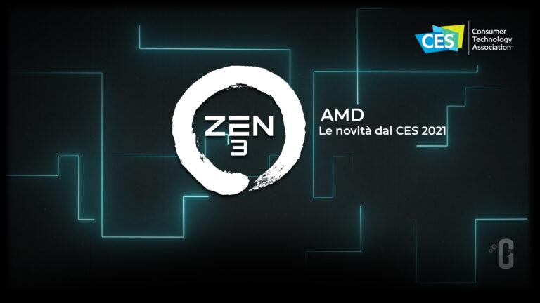 AMD al CES 2021