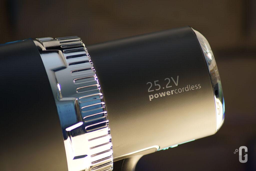Batteria Aspirapolvere senza fili intelligente Jashen V18