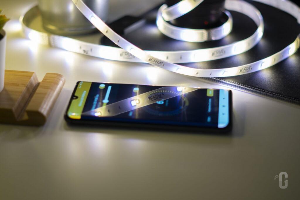 AduroSmart Eria Flexible Extended Colors LED Strip - Pairing con App