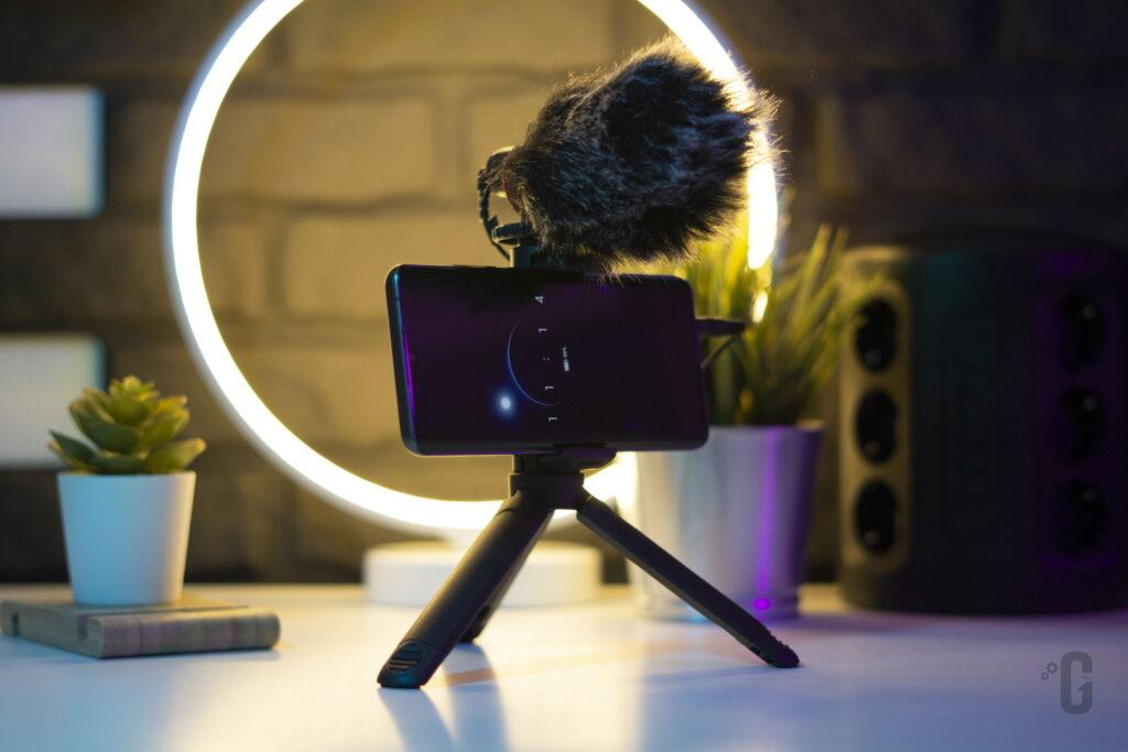 Vlog Kit CM600 K&F Concept - Immagine di Copertina
