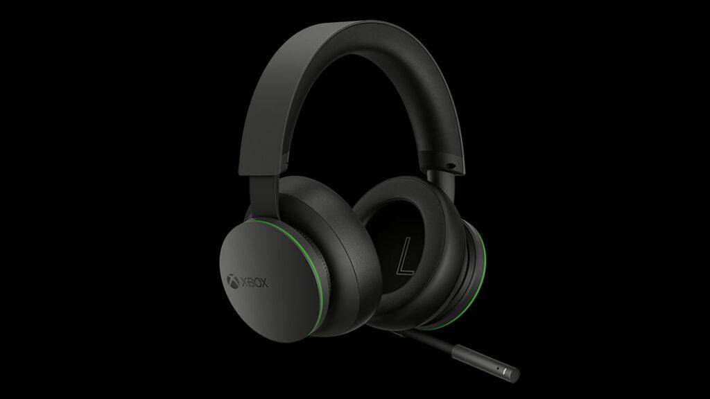 Xbox Wireless Headset - Panoramica
