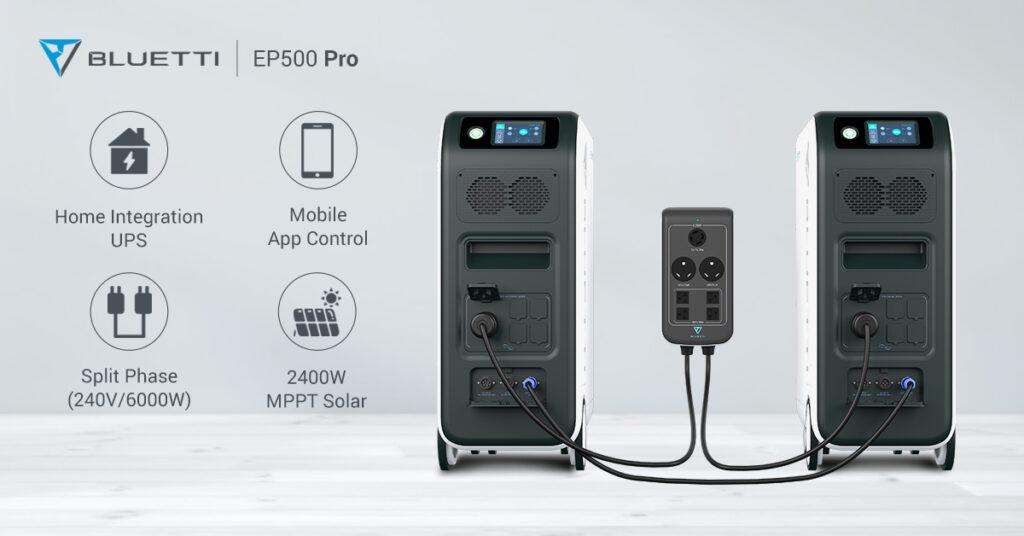 Accessorio Fusion Box - BLUETTI EP500 Pro