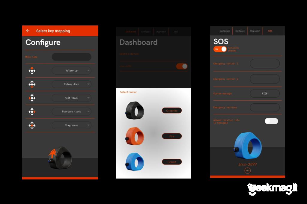 ArcX App Screenshot Anteprima - Geekmag.it