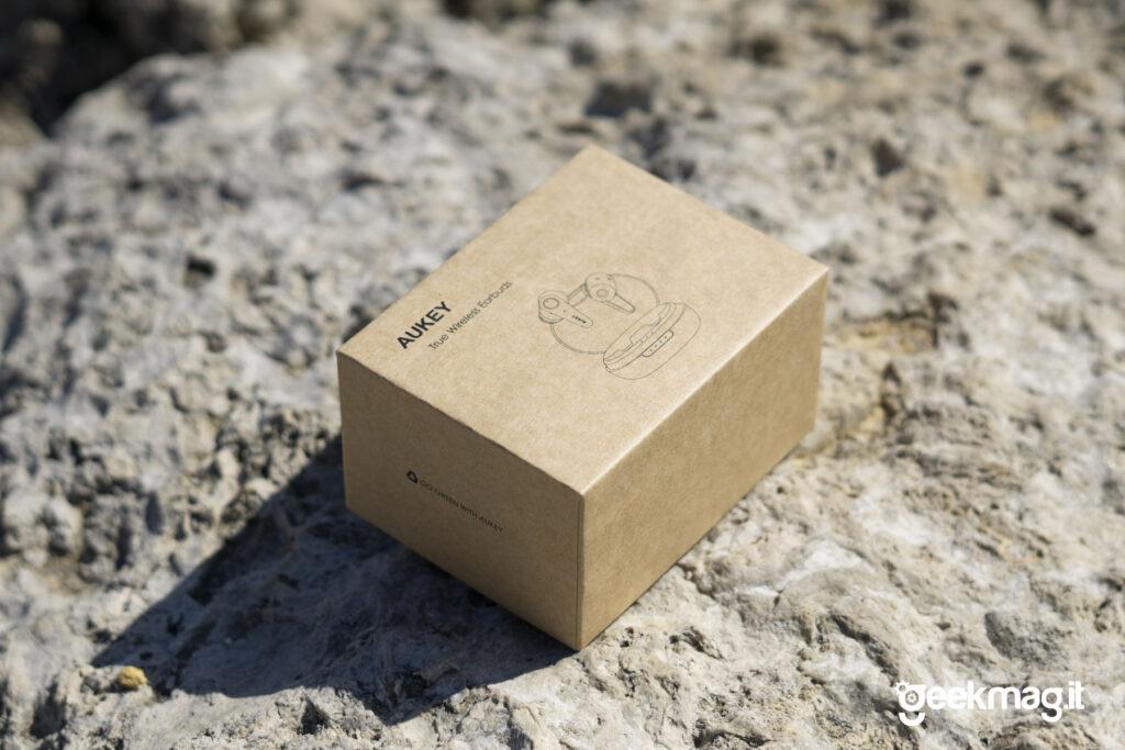 Cuffie Wireless AUKEY EP-N7 - Confezione