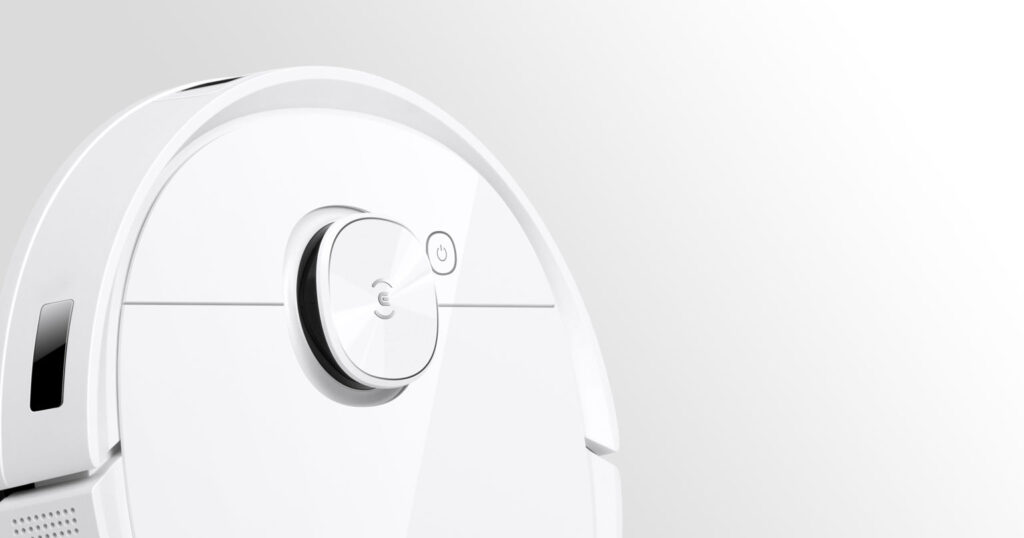 ECOVACS DEEBOT T9 Panoramica superiore - Geekmag.it