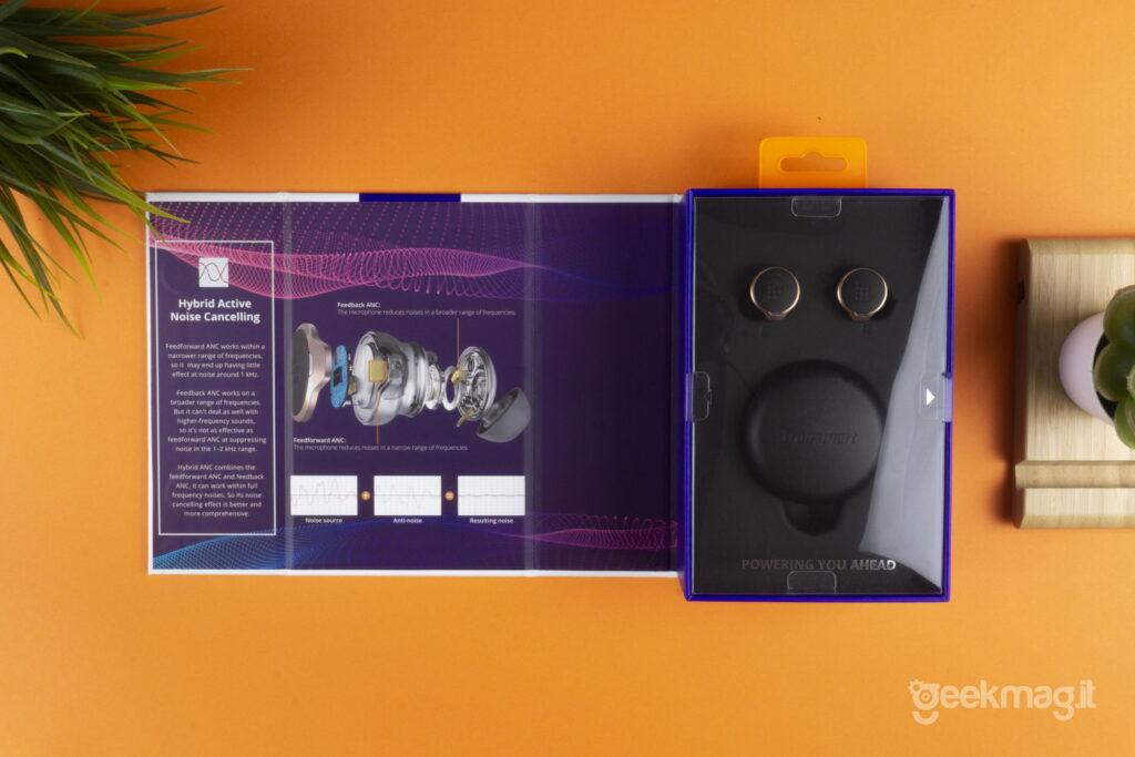 Recensione Tronsmart Apollo Bold - Packaging aperto