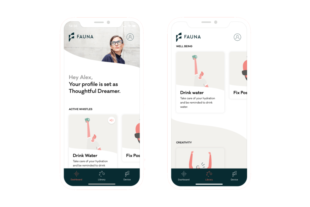 Recensione occhiali da sole smart FAUNA - App ufficiale