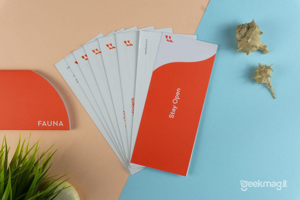 Recensione occhiali da sole smart FAUNA - Manuali cartacei