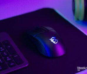 Clutch GM41 Lightweight Wireless Mouse da Gaming MSI - Immagine di copertina